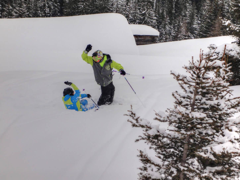 skifahren-wald